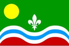 J. Patrick Genna's personal flag