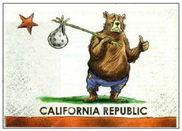 Wall Street Journal illustration for 3/13/12 Opinion piece on California's state finances and tax policy.