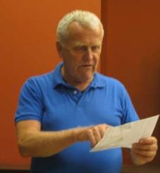 """Ken Dale defines """"flag""""."""