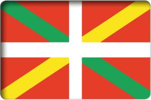 Espadi o Euskaña (Spain + Basque Country)