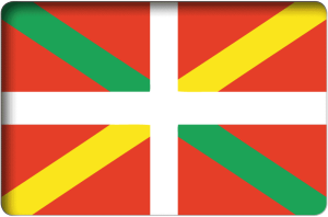 Espadi o Euskaña (Spain + Basque Country)
