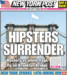 New York Post, 23 July 2014.