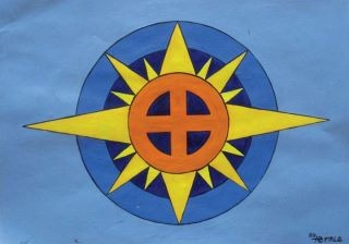 South Dakota flag proposed by Dick Termes