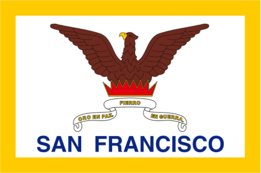 sf flag real 2