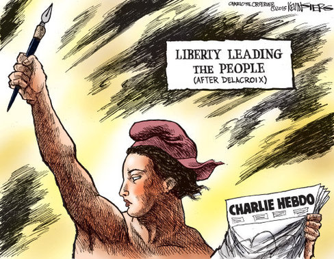 By Kevin Siers, Charlotte Observer, January 7, 2015.