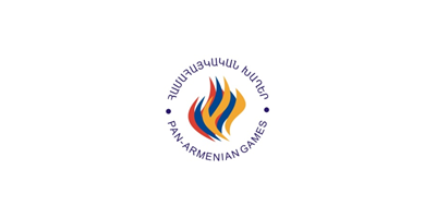 Flag of the Pan-Armenian Games.