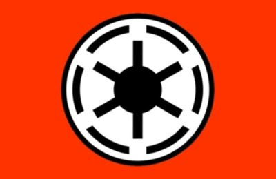 Late Republic War Flag.   By Ilya Muromets on bbs.stardestroyer.net.