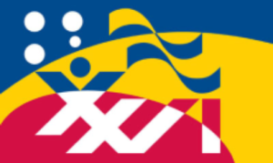 The 26th International Congress of Vexillology (ICV 26, flag pictured) will take place in Sydney, Australia, 31 August–4 September. See: icv26.com.au