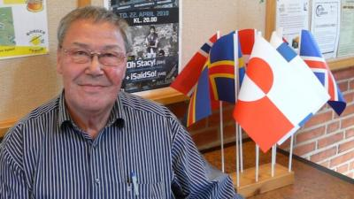 Thue Christiansen.  Photograph by Rimdal Th. Høegh (http://sermitsiaq.ag/groenland-positiv-fokus).