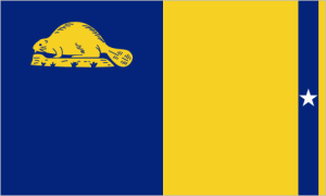 Proposed Oregon flag.  Matthew Norquist, 2013.