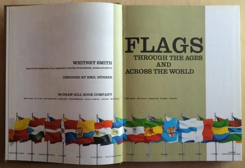 Whitney Smith wrote the book on flags in 1975.