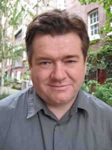Jonathan Jones (photo: Simon & Schuster Canada)
