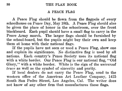 From The Primary Plan Book by Marian M. George. Chicago: A. Flanagan Co., 1912.