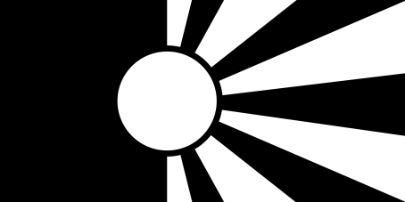 2nd place: Alderaan Memorial/Remembrance flag, by SweeneyMcFeels