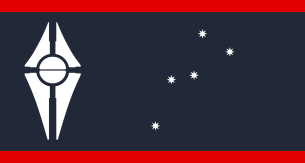7th place: Flag of the Infinite Empire, by VentCo