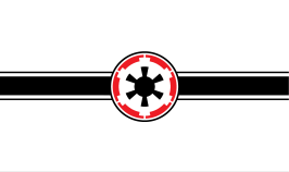 17th place: Imperial Standard of the Stormtroopoers, by snowylemongalaxy