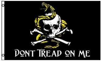 Gadsden Flag – Portland Flag Association