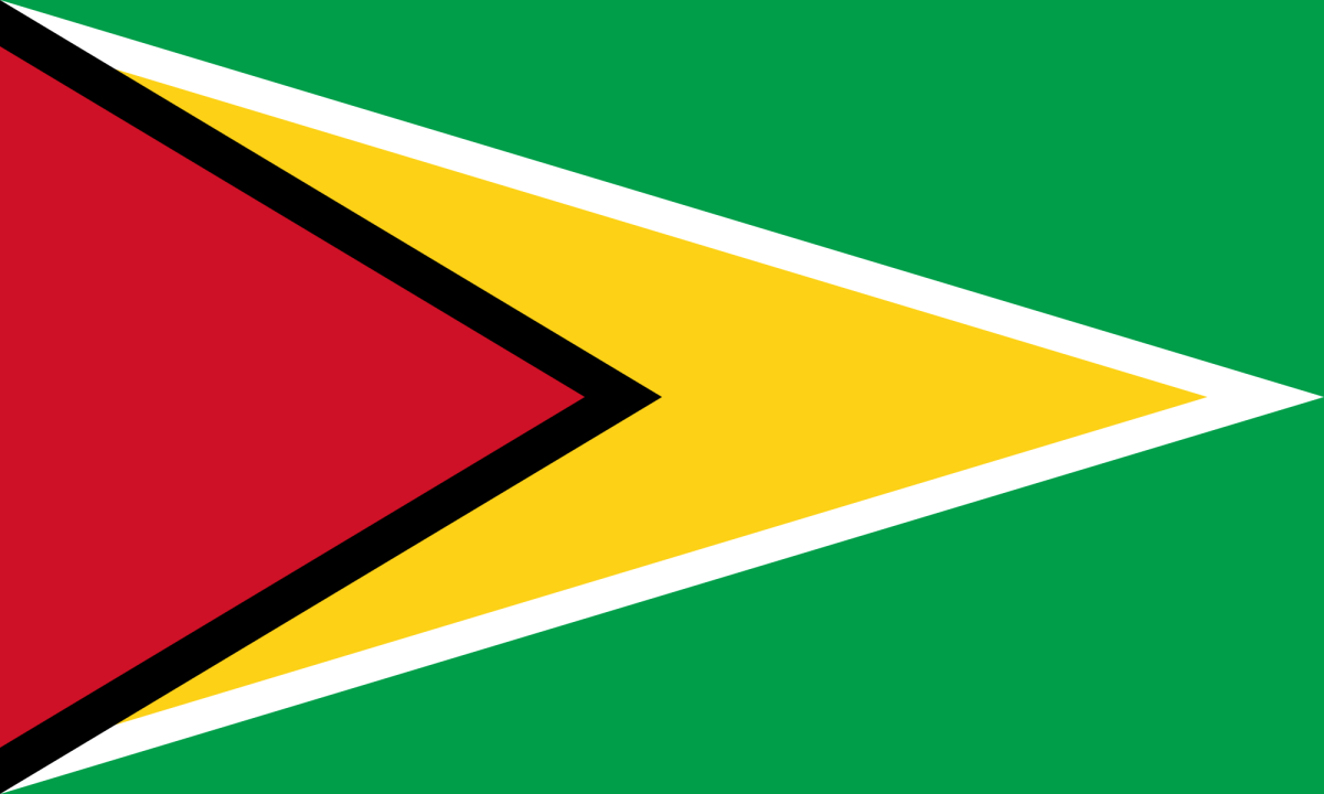Whitney Smith's Flag of Guyana