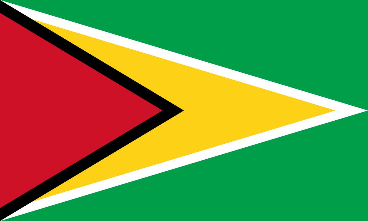 Whitney Smith's Flag ofGuyana