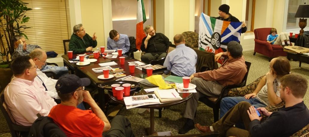 PFA Meeting Update