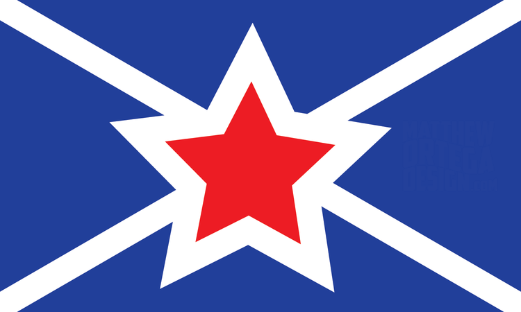 proposed flag Bryan, Texas