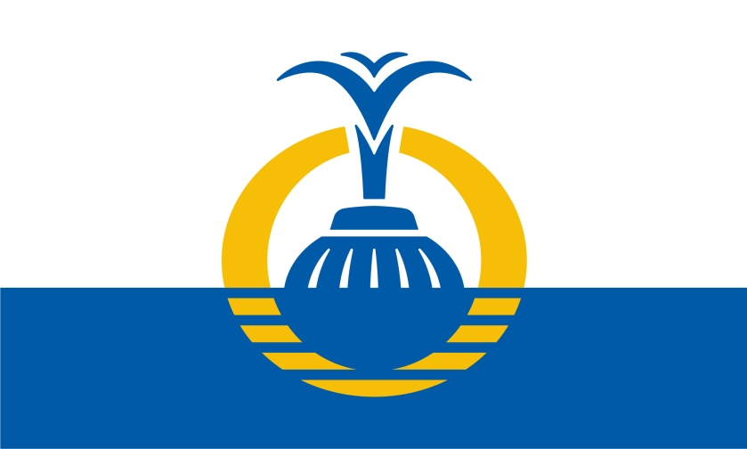 flag of Orlando, FL