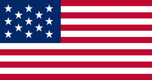 Ted Kaye suggested returning to this 5-pointed-star variant of the Hopkinson flag.