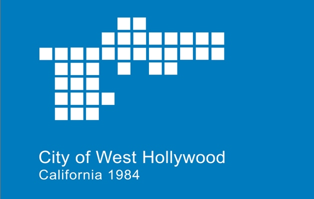 Flag of West Hollywood (1986)