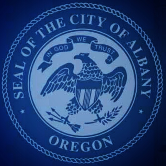 A Flag for the Hub City of Oregon