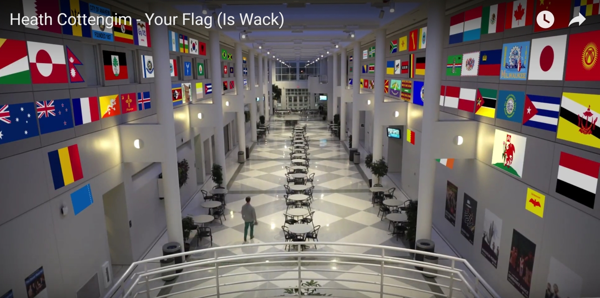 Your Flag (Is Wack)