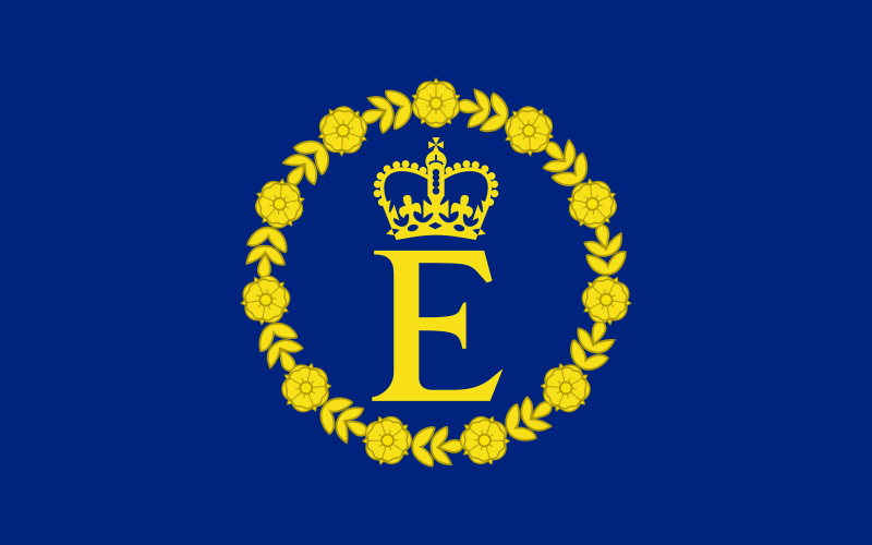 Personal_flag_of_Queen_Elizabeth_II_(rectangular).svg