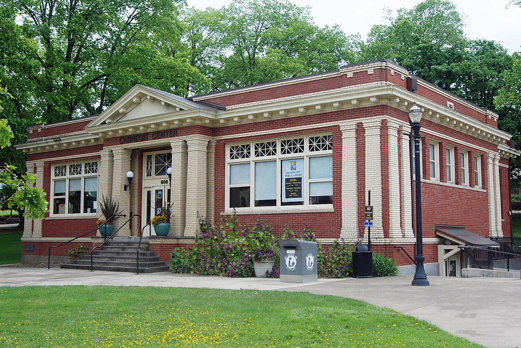 Oregon City Public Library