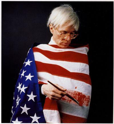 Andy Warhol, 1983 - by Alberto Schommer